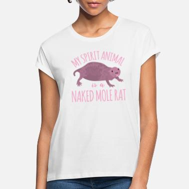 Underground Naked Mole Rat - Women's Loose Fit T-Shirt
