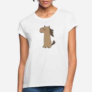 Pony Stall PONY - Women's Loose Fit T-Shirt