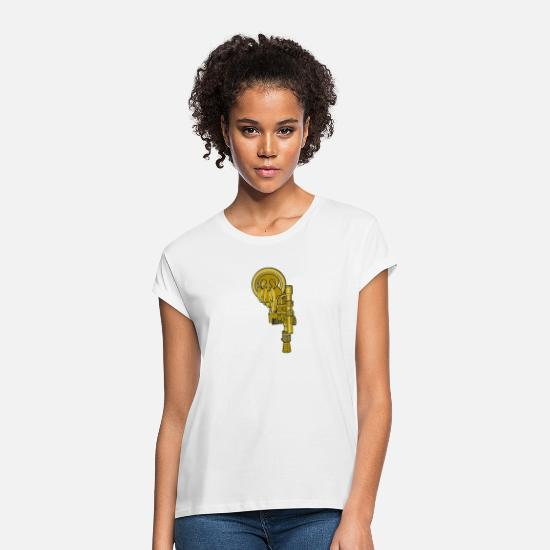 Hans T-Shirts - Han of the King - Women's Loose Fit T-Shirt white