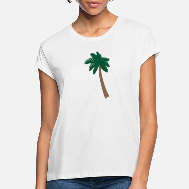 Palm Trees Palm Tree - Women's Loose Fit T-Shirt