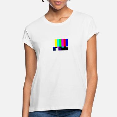 TV No Signal - Women's Loose Fit T-Shirt
