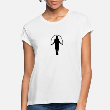 Jump Jump rope - Women's Loose Fit T-Shirt