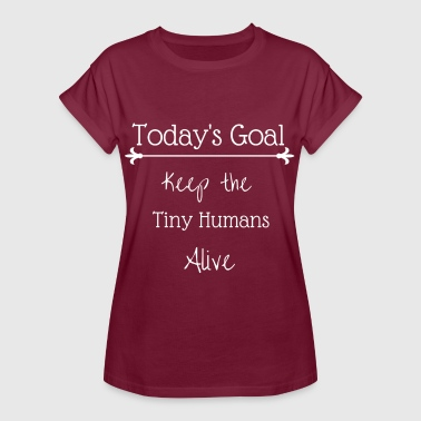 Tiny Humans - Women's Relaxed Fit T-Shirt