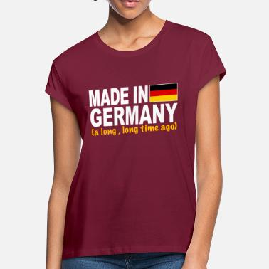 Made In Germany Made in Germany a long long time ago - Women's Loose Fit T-Shirt