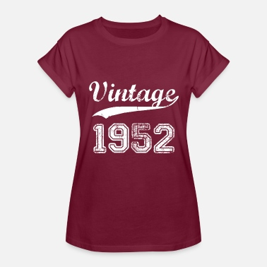 1952 Funny 1952 - Women's Relaxed Fit T-Shirt