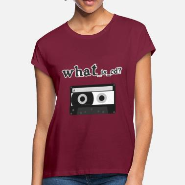 Tape Tape - Women's Loose Fit T-Shirt