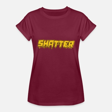 Shatter Shatter Designs - Women's Relaxed Fit T-Shirt
