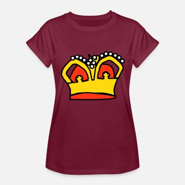 Crown Prince Crown Prince - Women's Relaxed Fit T-Shirt