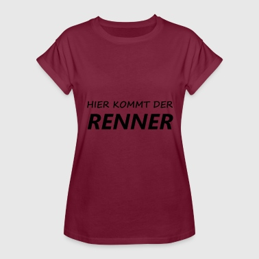 Hier kommt der Renner - Women's Relaxed Fit T-Shirt