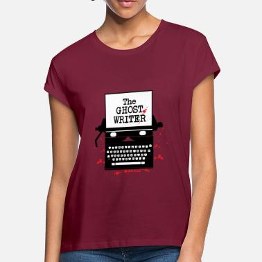 Ghost Ghosts - The ghost writer Halloween - Women's Loose Fit T-Shirt