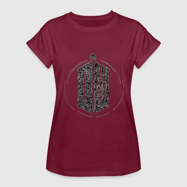 Tribal Design - Women's Relaxed Fit T-Shirt