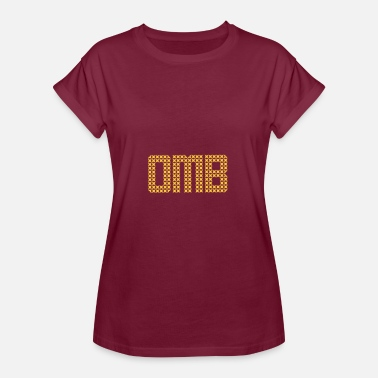 Omb OMB-shining - Women's Relaxed Fit T-Shirt