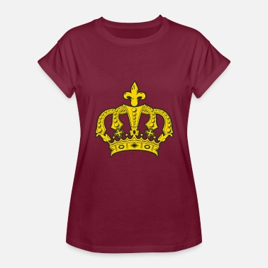 Glut Golden Crown - Women's Relaxed Fit T-Shirt