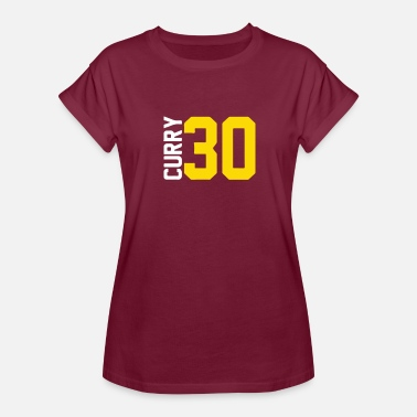 Stephen Curry Curry Steph Curry 30 - Women's Relaxed Fit T-Shirt
