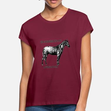 Appaloosa Appaloosa - Women's Loose Fit T-Shirt