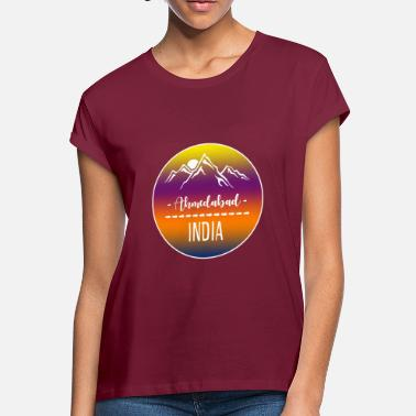 Ahmedabad Ahmedabad India - Women's Loose Fit T-Shirt