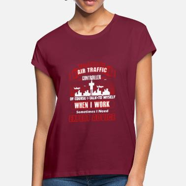 Air Traffic Controller Apparel AIR TRAFFIC CONTROLLER SHIRT - Women's Loose Fit T-Shirt