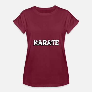 Karate Christmas Karate - Women's Relaxed Fit T-Shirt