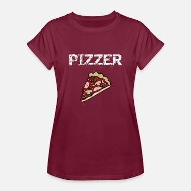 Wicked New England New England Pizzer Pizza Funny New Englander Gift - Women's Relaxed Fit T-Shirt
