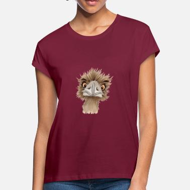 19144524742 Emu Emu T shirt - Love Emus - Women's Loose Fit T
