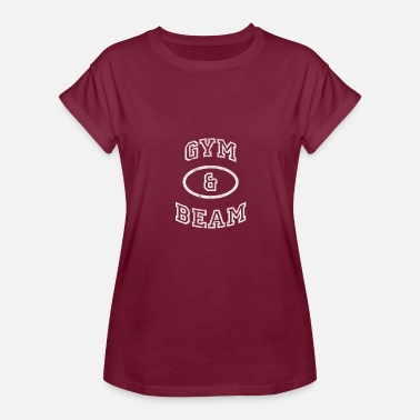 Jim Beam Gym Beam Gift - Women's Relaxed Fit T-Shirt