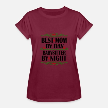 Birthday Present For Babysitters Babysitter Mom Gift Best Mother