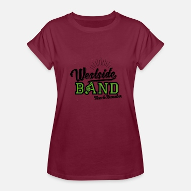 Westside Band Westside Band Times to Remember - Women's Relaxed Fit T-Shirt
