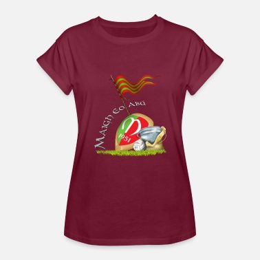 Gaelic Football Mayo Abu 1951 - Women's Relaxed Fit T-Shirt