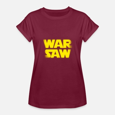 Warsaw Warsaw - Women's Relaxed Fit T-Shirt
