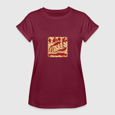 Next To Normal The sporty companion with its own weight - Women's Relaxed Fit T-Shirt