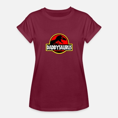 Daddysaurus Daddysaurus - Women's Relaxed Fit T-Shirt