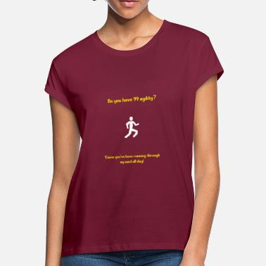Pickup Line Runescape agility pickup line - Women's Loose Fit T-Shirt