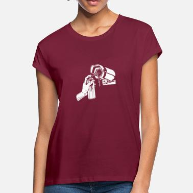 Cambridgeshire Spray Cam - Women's Loose Fit T-Shirt