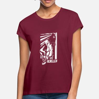 Matt H Street Matt Hensley Vintage Skateboard - Women's Loose Fit T-Shirt