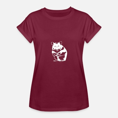 Alternative Apparel The Mouse - Alternate Color - Women's Relaxed Fit T-Shirt