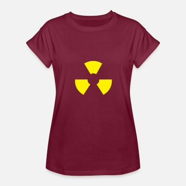 Radioactive Man Radioactive Man - Women's Relaxed Fit T-Shirt