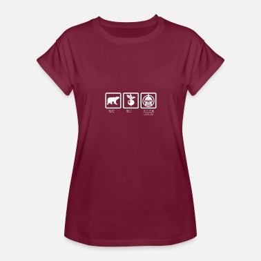 Bears Beets Battlestar Galactica BEAR BEETS BATTLESTAR GALACTICA - Women's Relaxed Fit T-Shirt