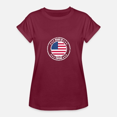 Topeka TOPEKA - Women's Relaxed Fit T-Shirt