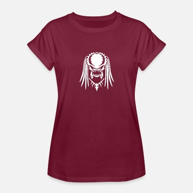 Jungle Family The Predator Yautja Jungle - Women's Relaxed Fit T-Shirt