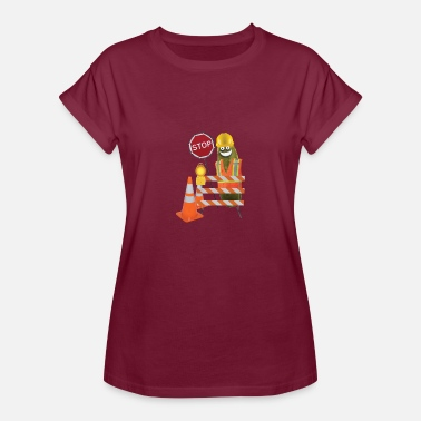 Road Safety Safety Pickle - Women's Relaxed Fit T-Shirt