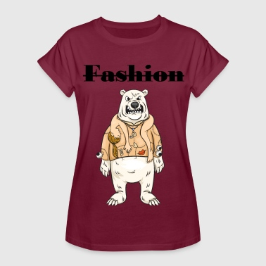 Fucked Animation Fuck animal fashion - Women's Relaxed Fit T-Shirt