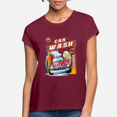 car wash t-shirt - Women's Loose Fit T-Shirt
