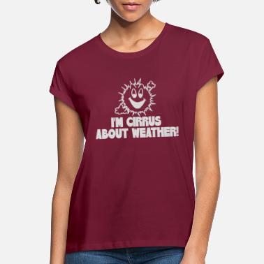 Weather Weather - Women's Loose Fit T-Shirt