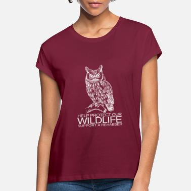 Rehabb WILDLIFE REHABBER - Women's Loose Fit T-Shirt