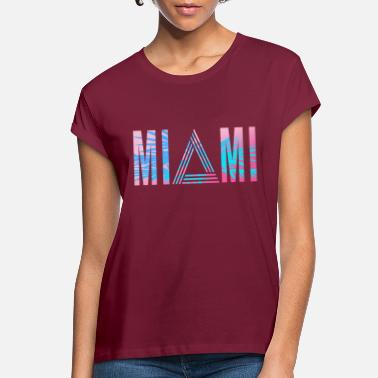 South Miami 80s - Women's Loose Fit T-Shirt