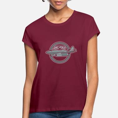 World War 2 Wonderweapon 2. World War German Me262 Jet - Women's Loose Fit T-Shirt