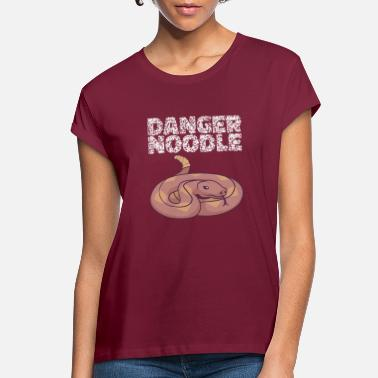 Reptiles DANGER NOODLE Gifts for Snake Lover & Keeper - Women's Loose Fit T-Shirt