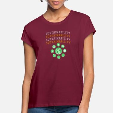 Sustainability Sustainability - Women's Loose Fit T-Shirt