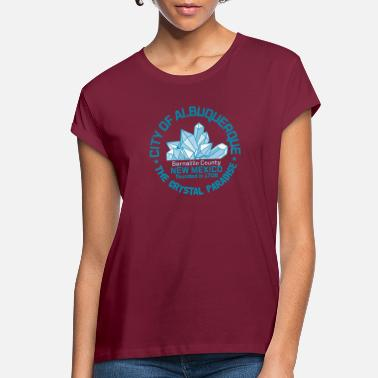 Heisenberg crystal - Women's Loose Fit T-Shirt