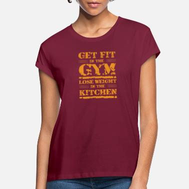 Weight Loss Inspiration - Women's Loose Fit T-Shirt